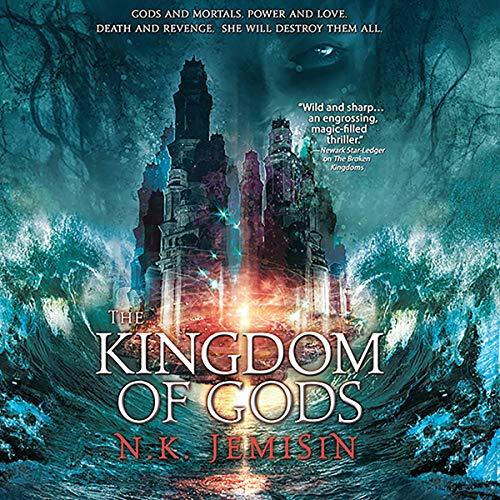 The Kingdom of Gods audiobook cover art