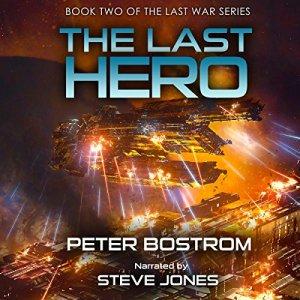 The Last Hero audiobook cover art