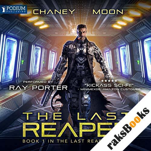 The Last Reaper audiobook cover art
