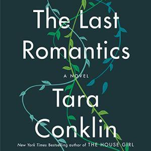 The Last Romantics audiobook cover art