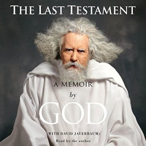 The Last Testament audiobook cover art