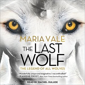 The Last Wolf audiobook cover art