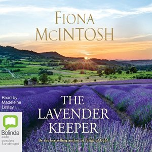 The Lavender Keeper audiobook cover art