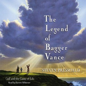 The Legend of Bagger Vance audiobook cover art