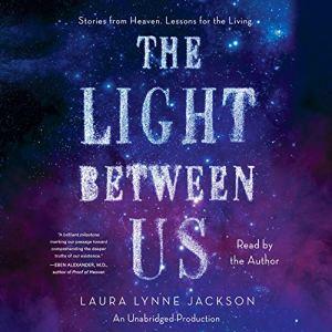 The Light Between Us audiobook cover art