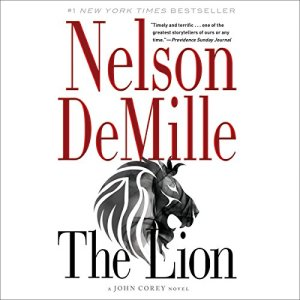 The Lion audiobook cover art
