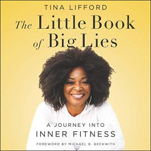 The Little Book of Big Lies audiobook cover art