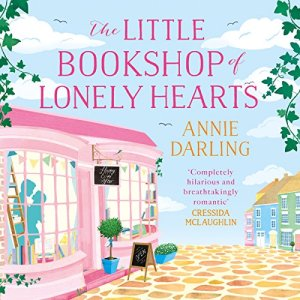 The Little Bookshop of Lonely Hearts audiobook cover art