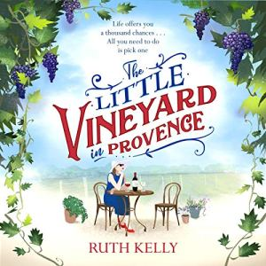The Little Vineyard in Provence audiobook cover art