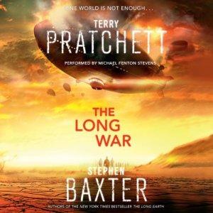 The Long War audiobook cover art