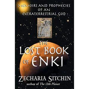 The Lost Book of Enki audiobook cover art