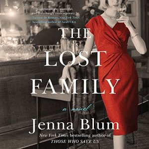 The Lost Family audiobook cover art