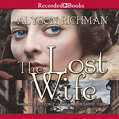 The Lost Wife audiobook cover art