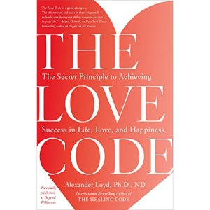 The Love Code audiobook cover art