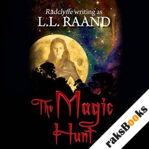 The Magic Hunt audiobook cover art