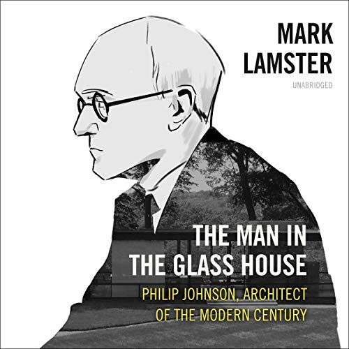 The Man in the Glass House audiobook cover art