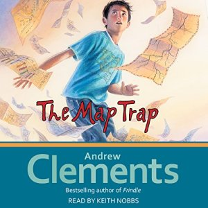 The Map Trap audiobook cover art