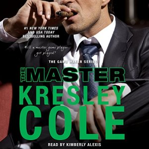 The Master audiobook cover art
