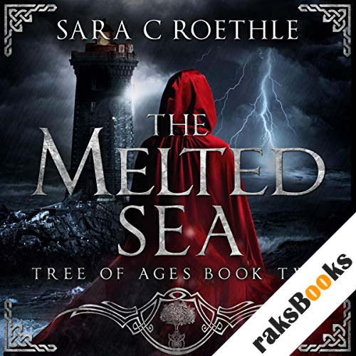 The Melted Sea audiobook cover art