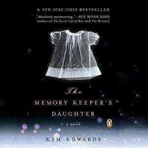 The Memory Keeper's Daughter audiobook cover art