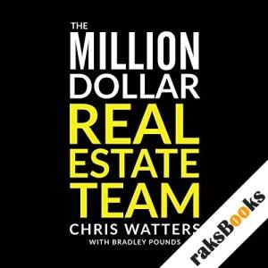 The Million Dollar Real Estate Team audiobook cover art
