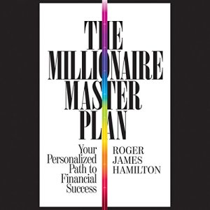 The Millionaire Master Plan audiobook cover art