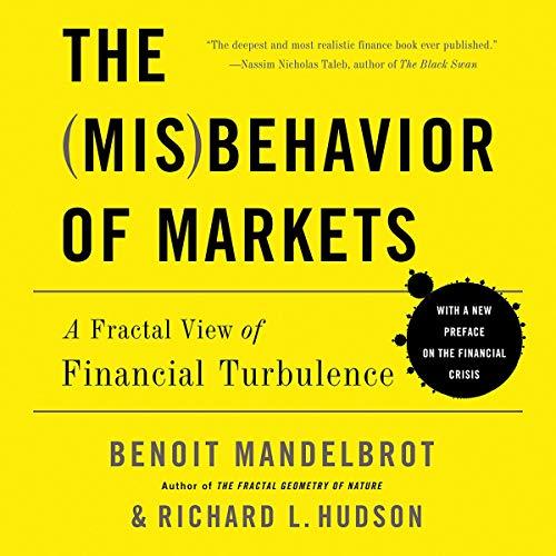 The Misbehavior of Markets audiobook cover art