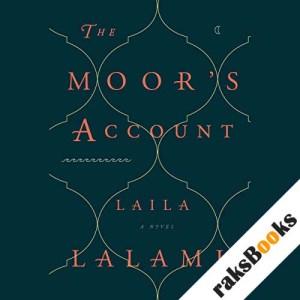 The Moor's Account audiobook cover art