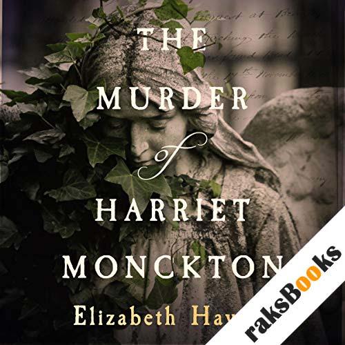 The Murder of Harriet Monckton audiobook cover art