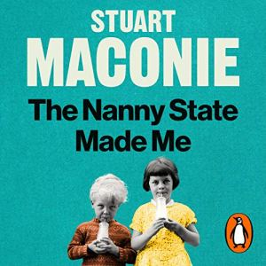 The Nanny State Made Me audiobook cover art