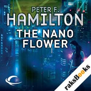 The Nano Flower audiobook cover art
