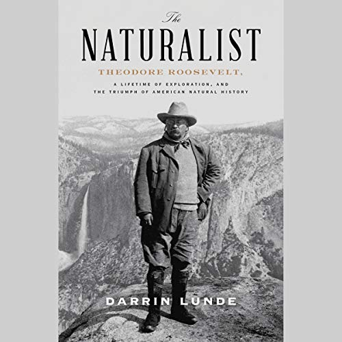 The Naturalist audiobook cover art