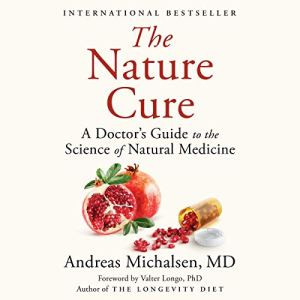 The Nature Cure audiobook cover art