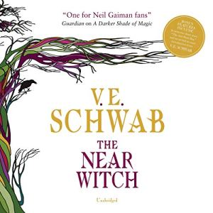 The Near Witch audiobook cover art