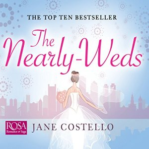 The Nearly-Weds audiobook cover art