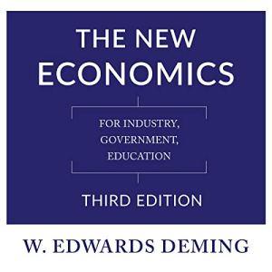 The New Economics, Third Edition audiobook cover art