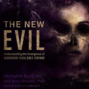 The New Evil audiobook cover art