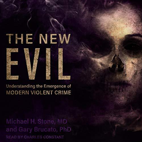 The New Evil audiobook cover art