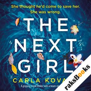 The Next Girl: Detective Gina Harte, Book 1 audiobook cover art