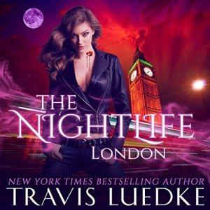 The Nightlife: London audiobook cover art
