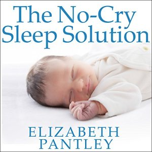 The No-Cry Sleep Solution audiobook cover art