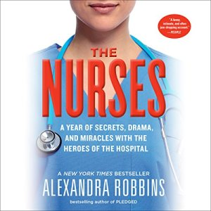 The Nurses audiobook cover art