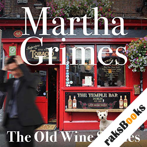 The Old Wine Shades audiobook cover art