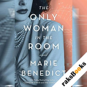The Only Woman in the Room audiobook cover art