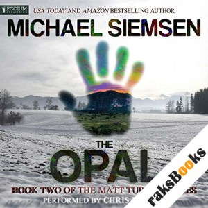The Opal audiobook cover art