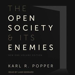 The Open Society and Its Enemies audiobook cover art