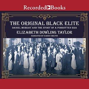The Original Black Elite audiobook cover art