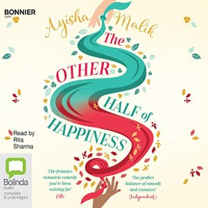 The Other Half of Happiness audiobook cover art