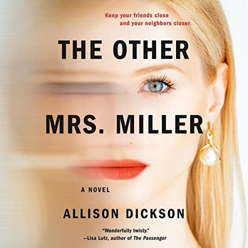 The Other Mrs. Miller audiobook cover art
