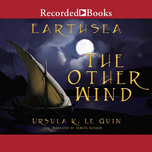 The Other Wind audiobook cover art